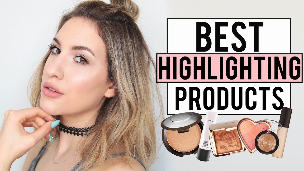 The Best Highlighting Products For Glowy Skin Drugstore High End