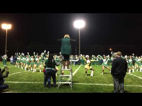 """Northland Valkyries (2016-2017) """"THIS IS WHAT YOU CAME FOR"""" halftime show"""