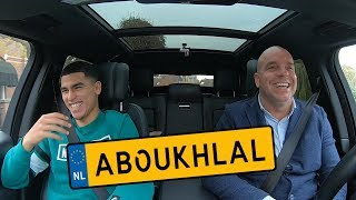 Zakaria Aboukhlal - Bij Andy in de auto!