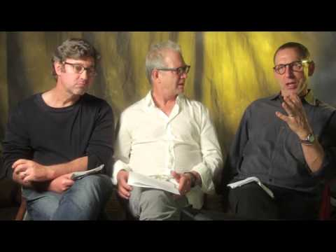 Jeff Perry, Thomas Vincent Kelly, and Sal Viscuso talk about A Steady Rain