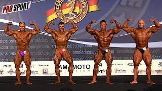 2016 Finals Arnold Classic Europe over 100kg (Andrey Leonov, Luke Debono, Valeriy Zhivukhin)