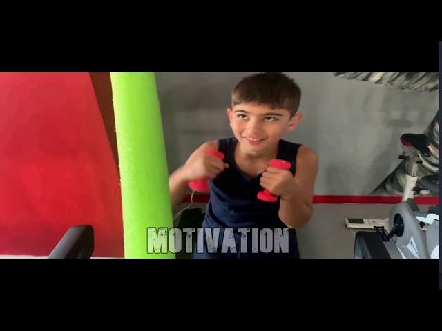 Alex Lee Training System for Children's Motivation