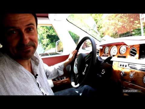Les Vir?es Caradisiac en Rolls Royce Phantom Coup? Series II