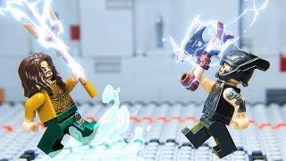 Lego Superheroes Champion Thor vs Aquaman Episode 06