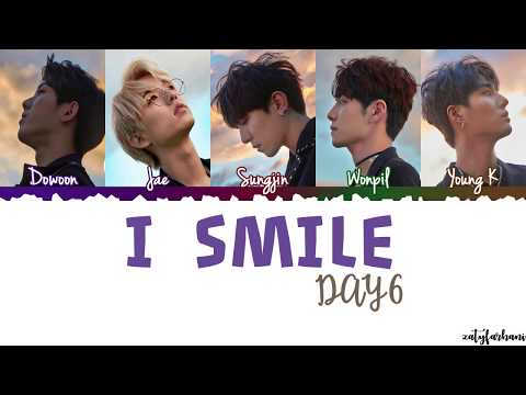 Mix - Day6 - I Smile (반드시 웃는다) Lyrics [Color Coded Han Rom Eng]