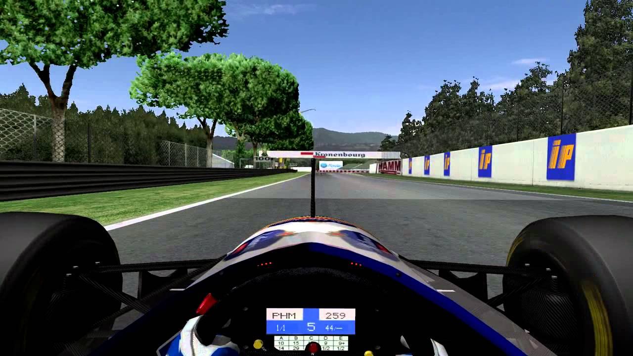 Circuito San Marino : San marino imola willams fw f rfactor on board youtube