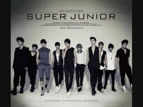 [Audio] Super Junior - No other (official)