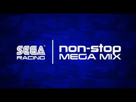 [REUPLOAD] 【作業用BGM】SEGA Racing Non-Stop Mega MIX