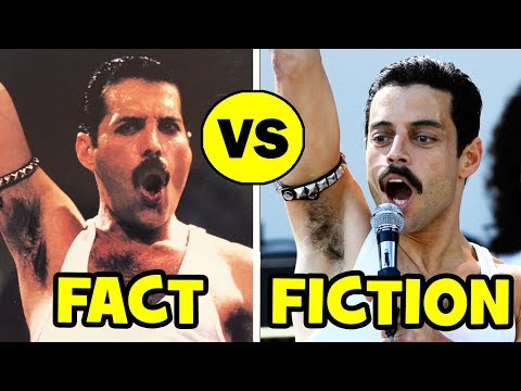 6 Ways Bohemian Rhapsody IGNORED Queens TRUE STORY!
