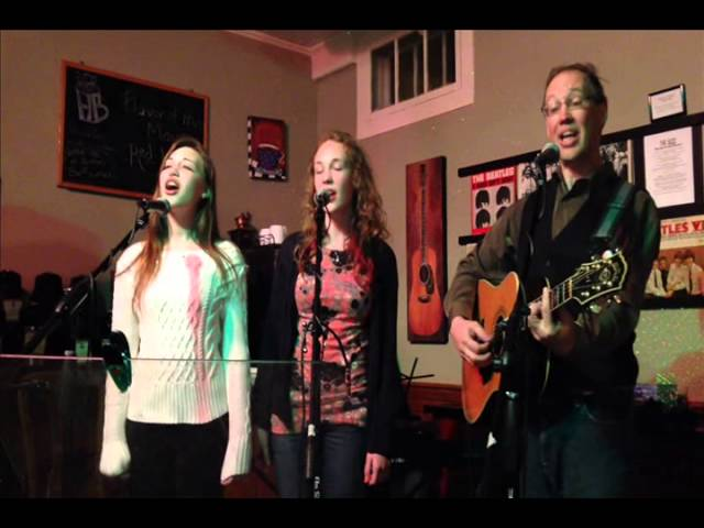 Emma, Grace, and Randall Kromm -- Cross the Wide Missouri (Live)
