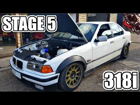 4 Cylinders Better Than 6 Bmw E36 318i Surprise Youtube