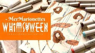 WHIMSYWEEN - MerMarionettes