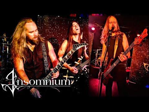 Insomnium - Winter's Gate 2018 North American Tour (Liquid Joe's, Salt Lake City, UT)
