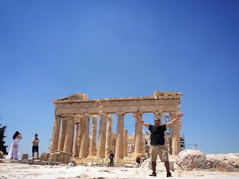 ALog 0021: Being A Tourist in Athens, Greece