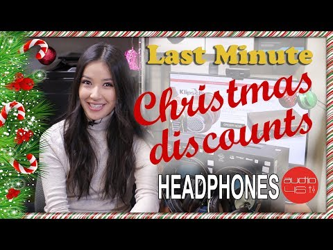 2017 Best Holiday Headphones Deals - Last Minute