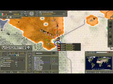 Supreme Ruler 1936: Invasion of Ethiopia