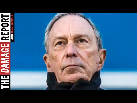Bloomberg Rejoins ALL-WHITE Club