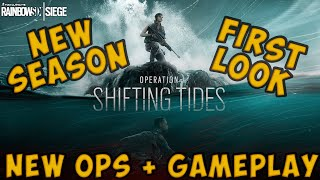 OPERATION SHIFTING TIDES - EARLY GAMEPLAY | Rainbow Six: Siege
