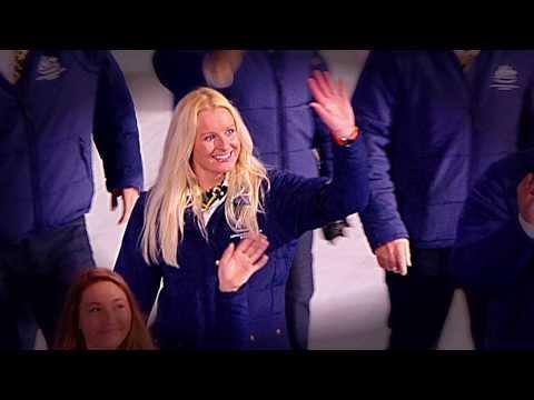 Sochi 2014 Winter Paralympic Games: dazzling fashions
