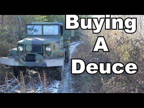 How To Buy a Deuce
