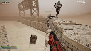 Squad Troopers Mod raw gameplay footage