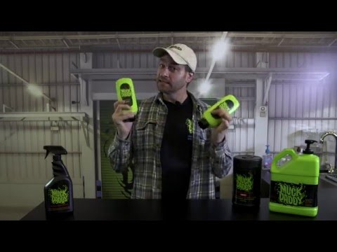 Muck Daddy's Line of High Performance Cleaners