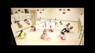 Урок, контемп, дети 8-10 лет, студия танца, Харьков