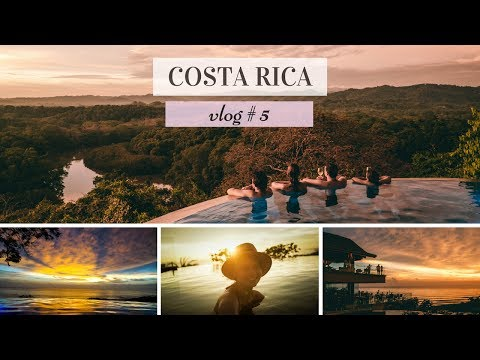 Lebenstipp: Don't think too much! | COSTA RICA | #5 DAILY VLOG | Lilies Diary