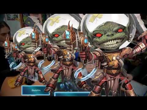Starfinder – пример партии по полным правилам
