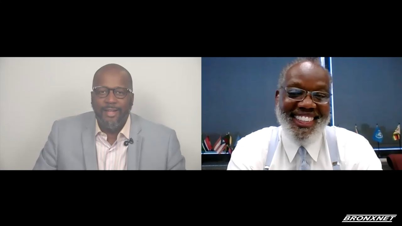 The Bronx Social Justice and Anti-Violence Forums | Dr. John Graham