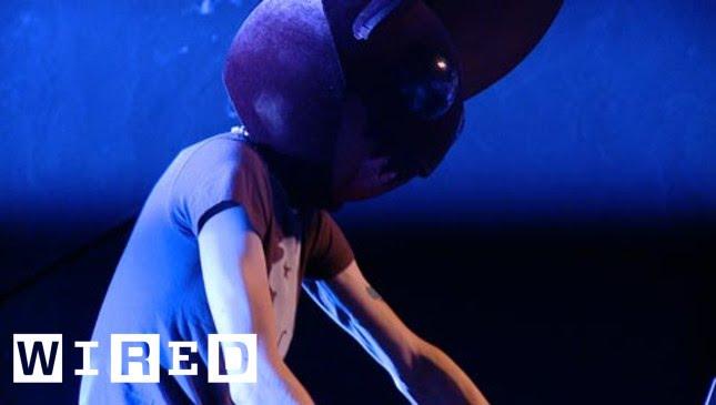 DJ Deadmau5 Is a Gear Head