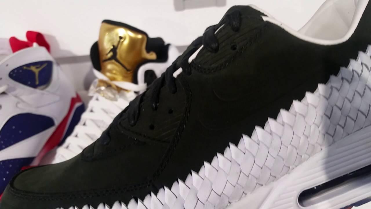 a30c452617 Nike Air max 90 woven 2016 - YouTube