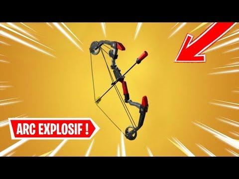 [🔴live-fortnite]-c'est-la-derniÈre-mise-a-jour-de-fortnite-!-l'arc-explosif-arrive-!