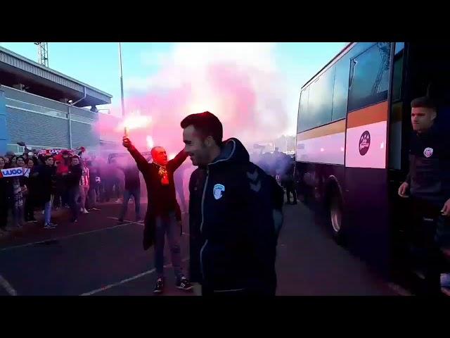 Os searerios do Lugo quentan motores antes do choque co Osasuna