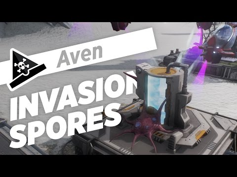 INVASION SPORES - s2 ep2 - Let's Play Aven Gameplay