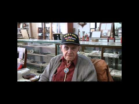 Interview with WWII Veteran Dick Cooksley