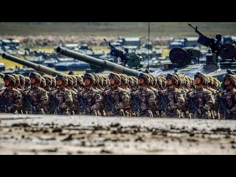 Indian Ask US Help, China Deploys 50,000 Troops, 150 Jets & Air Missiles to LAC