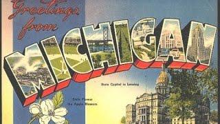 USA КИНО 1042. Из жаркой Луизианы обратно в заснеженный Мичиган!