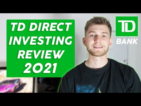 How to BUY Stocks and ETFs with TD Web Broker 2019 - Setup