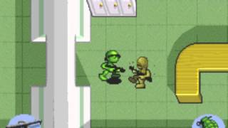 Army Men Advance - Gameplay [GBA]