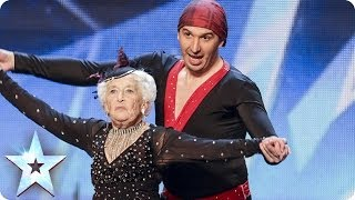 Spectacular Salsa - Paddy & Nico - Electric Ballroom | Britain's Got Talent 2014 thumbnail