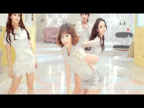 [HD] Kara - Girl's Power - Mirrored Dance Version