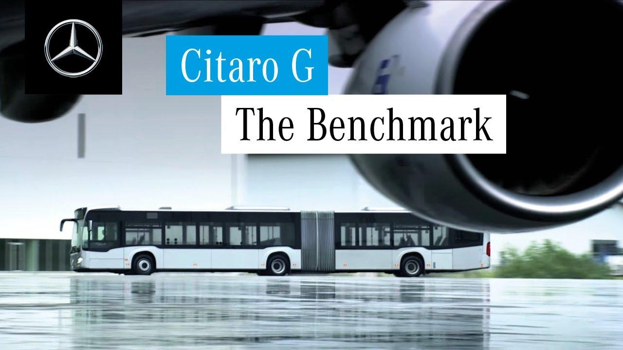 Mercedes benz citaro g the benchmark youtube for Mercedes benz watch