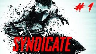 Syndicate Longplay #1 (Playstation 3)
