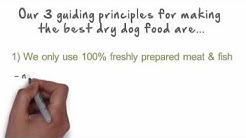 The Honest Pet Food Company: Natural Dog Food With A Difference