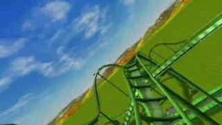 World Record Roller Coasters in Roller Coaster Tycoon 3 part 2
