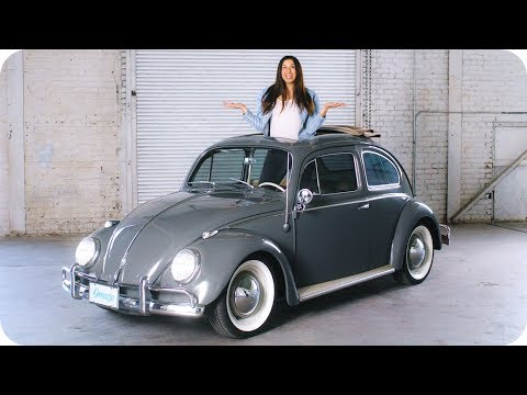 How to Win a One-of-a-Kind 1958 Bug Powered by Tesla Batteries // Omaze
