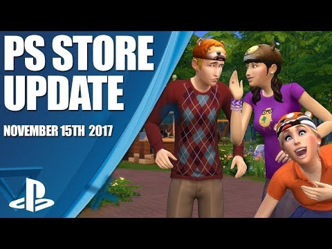 PlayStation Store Highlights - 15th November 2017
