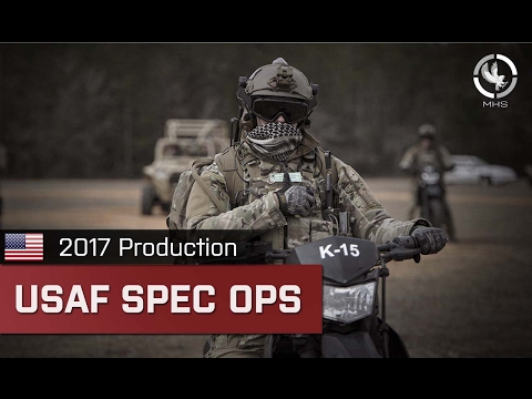 "Air Force Special Operations Command | ""Any Time, Any Place"""