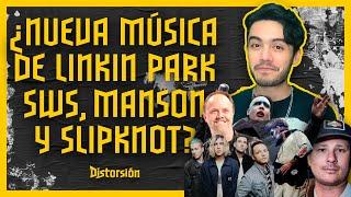 NUEVA MÚSICA de Linkin Park, Slipknot, SWS, Metallica, Marilyn Manson... y más - #RockNews